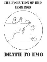 Evolution of Emo II - lemmings by jiggyfresh