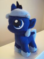 My Little Wuna plush by PonyPoni