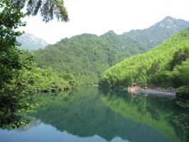 Furong Valley2 by firebolide