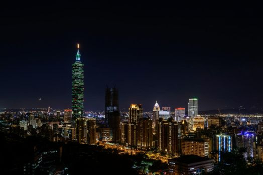 Taipei Taiwan by NorthBlue