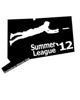 CUC Summer League Shirt Design by notdavejustice