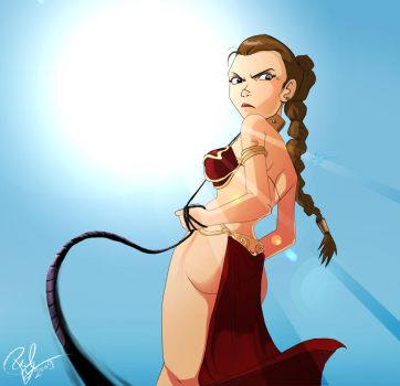 Princess Leia by lord-phillock