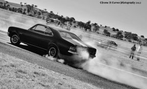 Holden Monaro by EdPreece