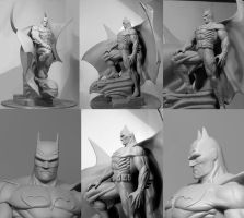 Jim Lee Batman by alterton