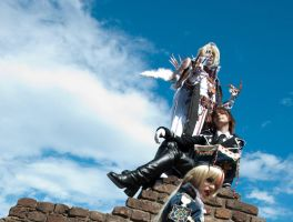 Trinity Blood - Sky by KashinoRei