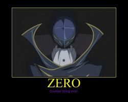 Code Geass Zero Demotivational 3 by Onikage108