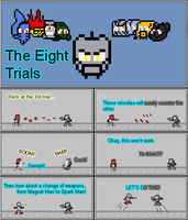 8 Trials Saga: Missile Man Part 2 by Color17
