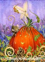 Magical Pumpkin e Friends by JoannaBromley