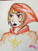 Seer Lalonde by DragonFang17