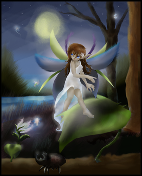 Midnight fairy by Unibomber703 by Fairy-Angel-Club