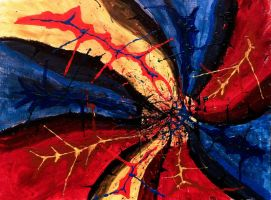 Abstract Vortex by WolvyDesigns