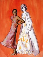 fashion history 1968 by Bildband