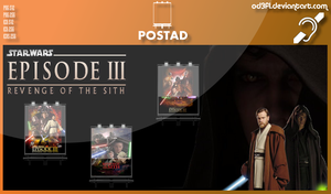 PostAd - 2004 - Star Wars Episode 3 Revenge of the by od3f1
