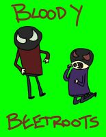 Bloody Beetroots by leonwingstein