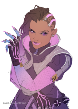 Sombra by plastic-pipes