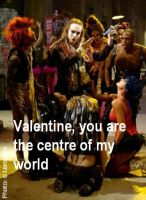 Repo Valentine - The World by MidnightMadwoman