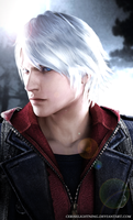 DMC4 Nero 2 by ceriselightning