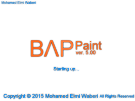 Concept of my new program called BAP Paint! by tawogfan