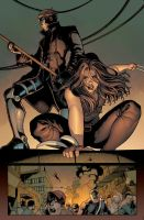 X-23 page by RyanStegman