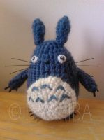 Amiguruni Totoro by Lanyth