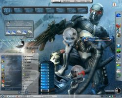 Gridlocked Crysis by thuglifejunior