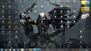 Desktop Updated by JustGau