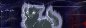 He walks with Starclan now by LindsayPrower