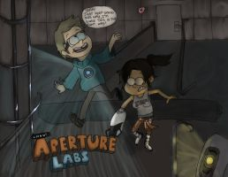 Aperture Labs by cerucon