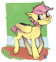 blind bag by spectralunicorn