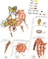 Super Tails ref-The Origins by Blue-Rebelle