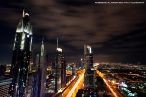 Night in Dubai by GTMQ8