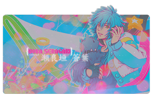 DRAMatical Murder - Aoba by ConnyAle