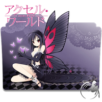 Accel World (18) Folder Icon by TpaBoOkyP