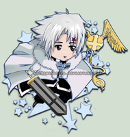 .: DGM allen - Keychain :. by adobongsiopao