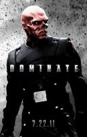 Red Skull domination by Huntersky
