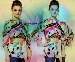 Lucy Hale Colours by Sweet-Tizdale