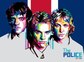 the police by djoeminten