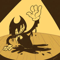 Inky Bendy by maskarie