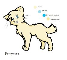Berrynose by anime-animal