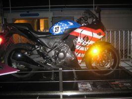 Honda Civic Tour- MCR Bike by CrazyCrocuta