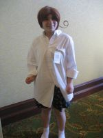 Ikkicon VII, 2012: Adorable Italy by BroadwayBabe120