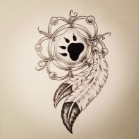 Dream catcher by GracePayne