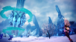 Frozen Tower by Xenosnake