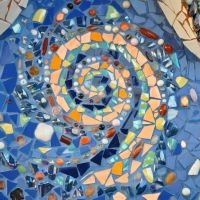 Abstract Mosaic by Kancano