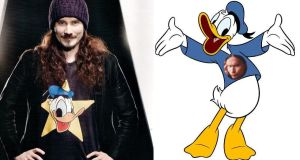 Tuomas and Donald by Oceansoul7777