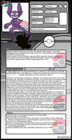 RD Bio - Danny the Sableye by TamarinFrog