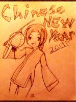 Chinese new year 2014 by thunderbolt3000