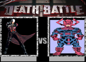 Death Battle Idea 46 by WeirdKev-27