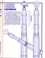 Doctor Who: Sonic Screwdriver by Soracia