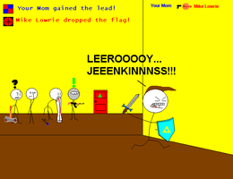 LEEROY JENKINS by way2manygames